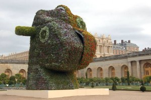 le « Split Rocker » de Jeff Koons, symbole clef de la perversion politique.