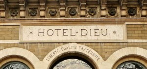 Hotel Dieu, Paris